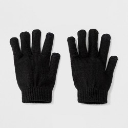 Women's Tech Touch Gloves - Wild Fable™ Dark