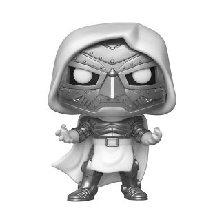 Funko POP! Marvel: Fantastic Four - Emperor Doom (ECCC Shared Exclusive)