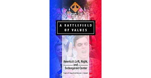 Battlefield of Values : America's Left, Right, and Endangered Center (Hardcover) (Stephen D. Burgard) - image 1 of 1