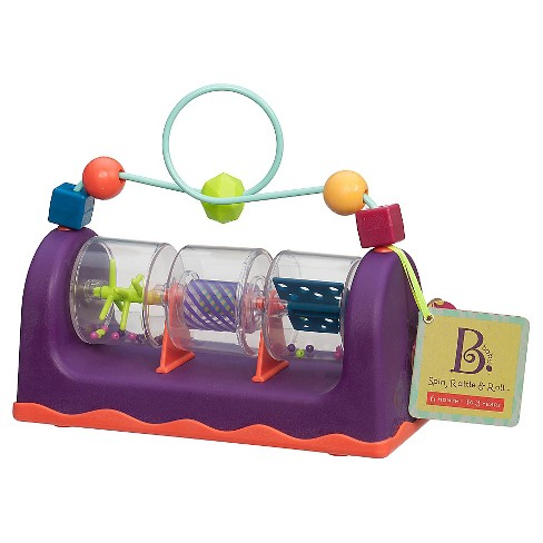Baby B. Spin, Rattle & Roll Toy - image 1 of 2