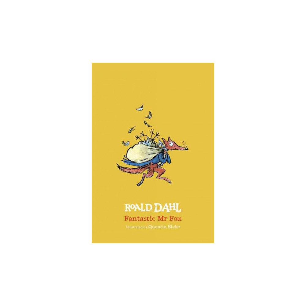 Fantastic Mr. Fox (Hardcover) (Roald Dahl)