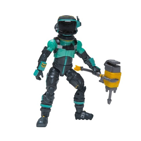 Fortnite Solo Mode Core Figure Pack, Toxic Trooper - image 1 of 3
