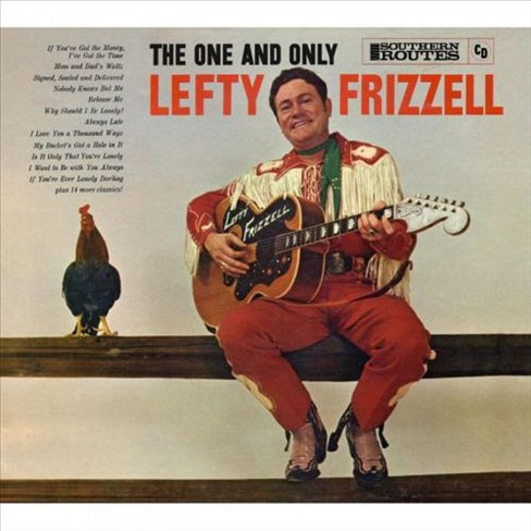 Lefty frizzell - One and only (CD) - image 1 of 1