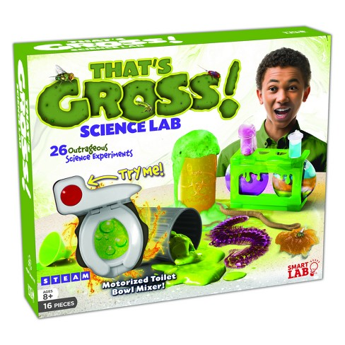 SmartLab Toys That's Gross Science Lab Kit - image 1 of 5