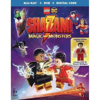 LEGO DC Shazam: Magic & Monsters (Blu-ray)(2020)
