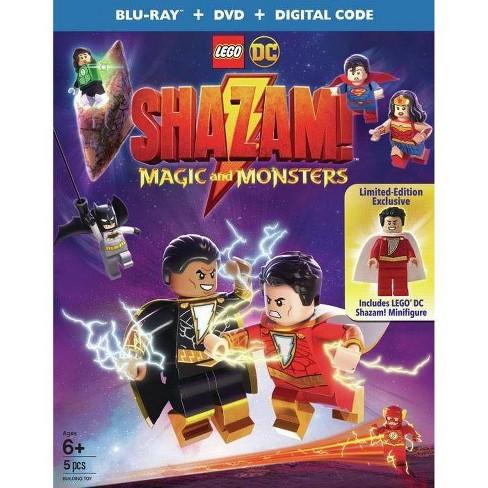 LEGO DC Shazam: Magic & Monsters (Blu-ray)(2020) - image 1 of 1
