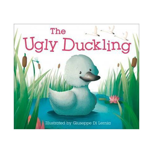 The Ugly Duckling - (Board_book) - image 1 of 1