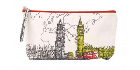 London Big Ben Handmade Pouch (Accessory) - image 1 of 1