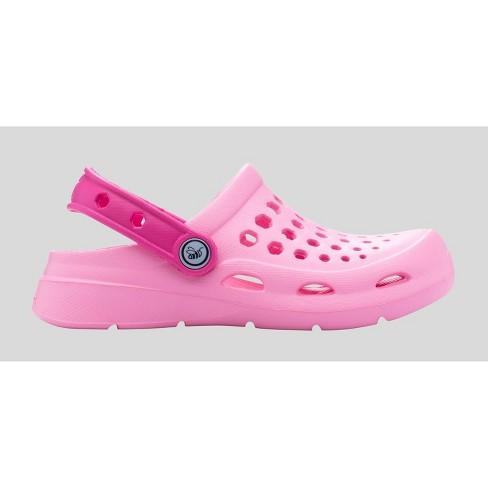Toddler Girls' Joybees Harper Slip-On Apparel Water Shoes : Target