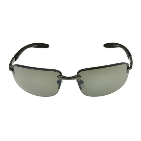 fcdf344e4814 Foster Grant Men's Rectangle Sunglasses - Gray : Target