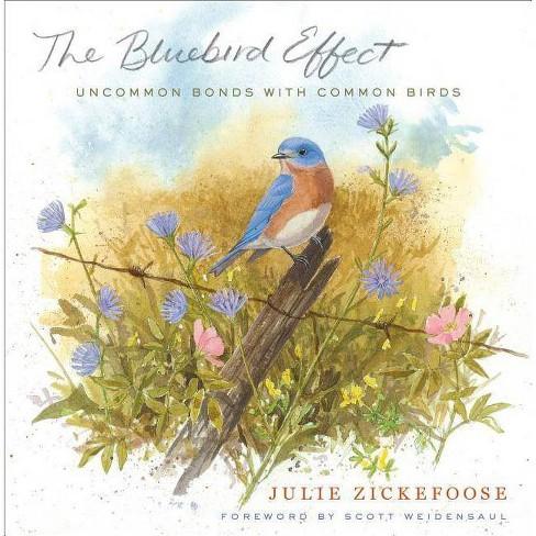 The Bluebird Effect - by  Julie Zickefoose (Hardcover) - image 1 of 1