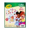 Crayola Fancy Nancy Coloring Book and Stickers - image 4 of 4