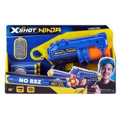 Zuru X-Shot Ninja No Rez, toy blasters