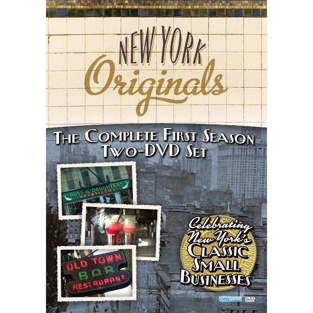 New York Originals:Season 1 (Dvd)