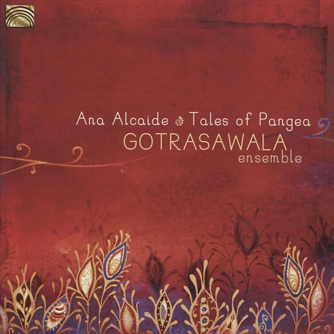 Ana alcaide - Tales of pangea (CD) - image 1 of 1