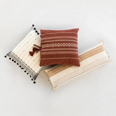 Striped Throw Pillow Collection - Threshold™ designed with Studio McGee