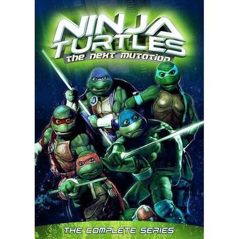 NINJA TURTLES:NEXT MUTATION:COMPLETE          DVD - image 1 of 1