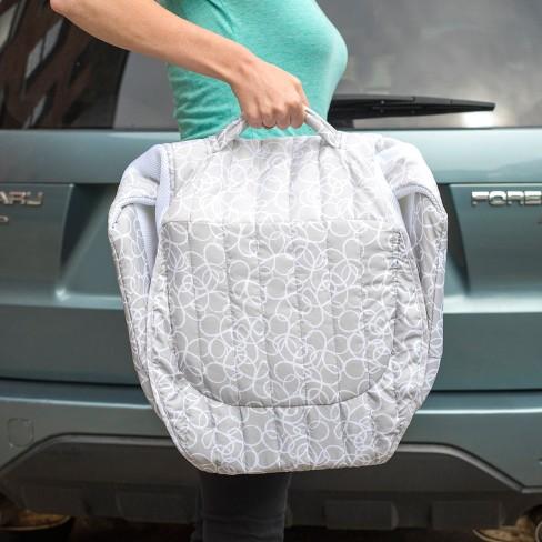 09c5b155e Baby Delight Snuggle Nest Dream Portable Infant Sleeper - Gray ...