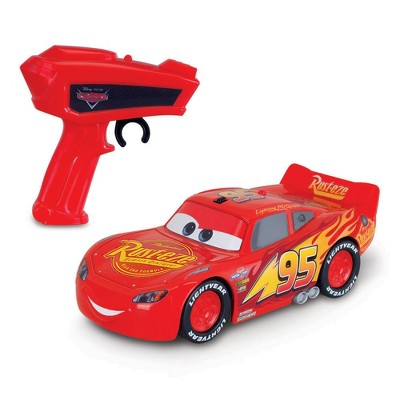 About this item Cars Lightning McQueen Talking Racer - Infrared Remote Control : Target