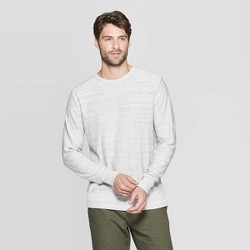 Men's Standard Fit Crew Neck Sweater - Goodfellow & Co™