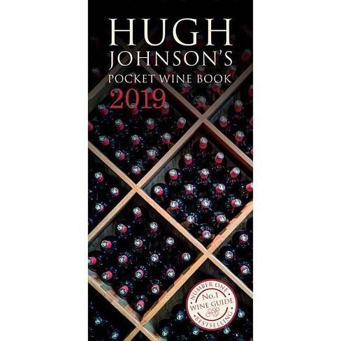 Hugh Johnson's Pocket Wine Book 2019 - (Hardcover) - image 1 of 1