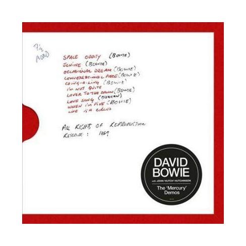 David Bowie - Mercury Demos (Vinyl) - image 1 of 1