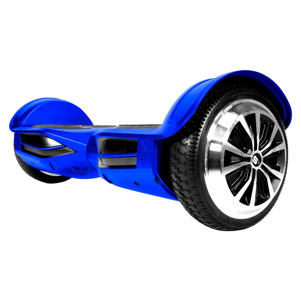 Swagtron Swagboard Elite Hoverboard - Blue