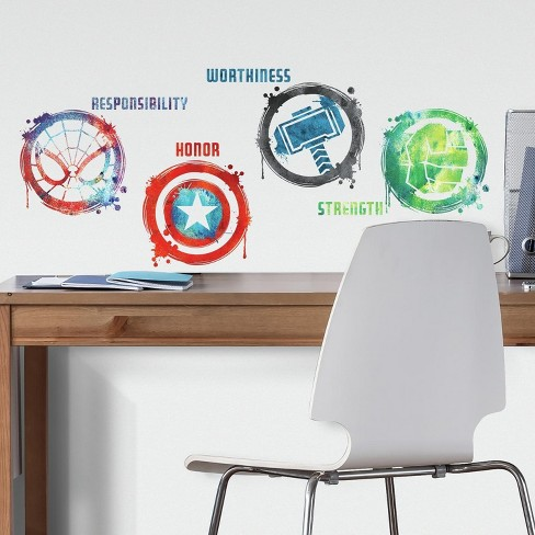 Marvel Peel & Stick Wall Decals - image 1 of 2