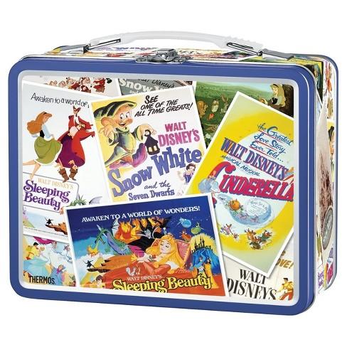 7ee6b5a1a522 Thermos Metal Disney Princess Lunch Box