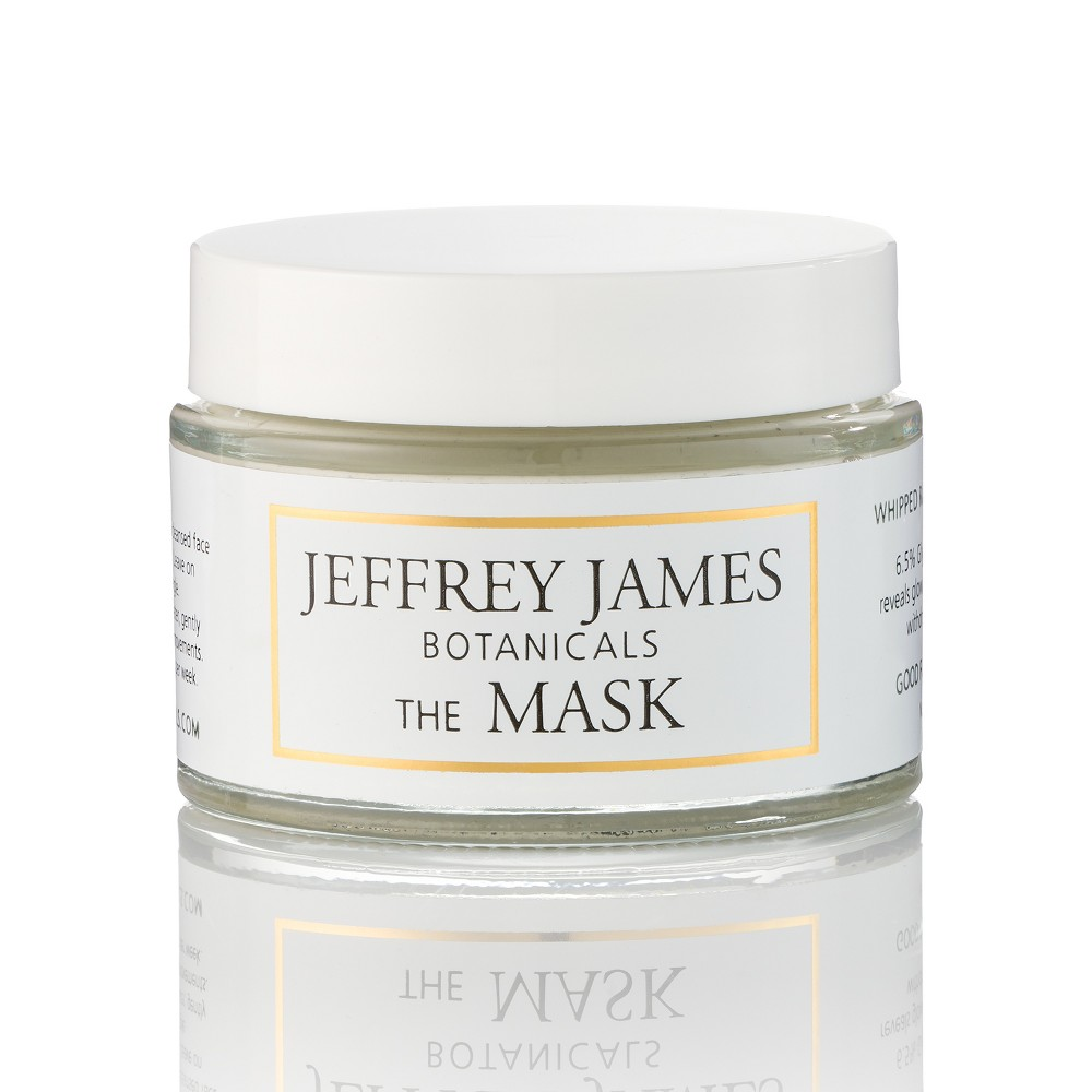 Image of Jeffrey James Botanicals Mud Face Mask - Whipped Raspberry - 2 oz
