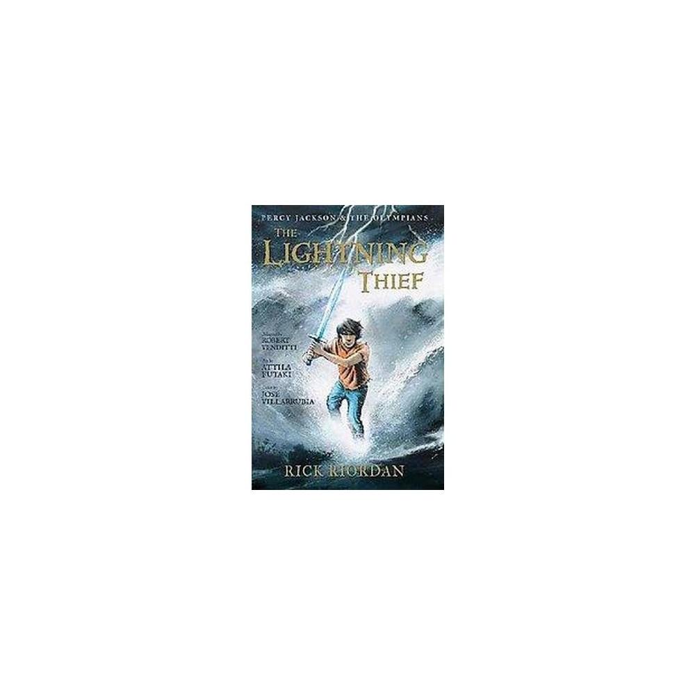 Lightning Thief : The Lightning Thief (Hardcover) (Rick Riordan)