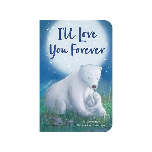 i ll love you forever by owen hart hardcover target