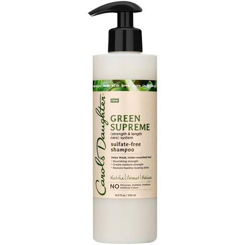 Carol's Daughter Green Supreme Sulfate-Free Shampoo - 12 fl oz - image 1 of 2