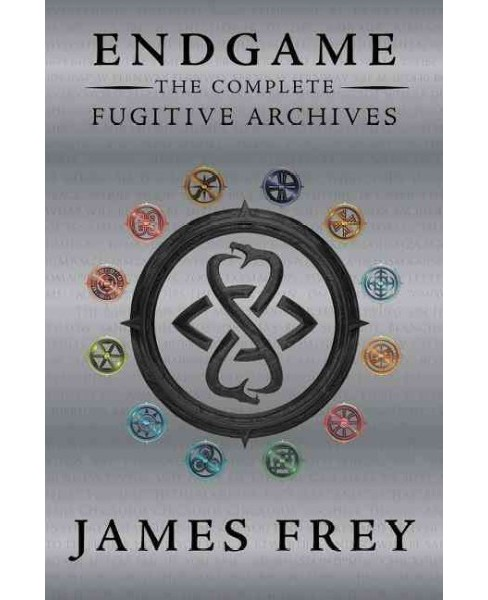 Complete Fugitive Archives (Paperback) (James Frey) - image 1 of 1