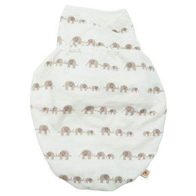 Ergobaby Sleep Original Swaddler 1-Pack - Elephant