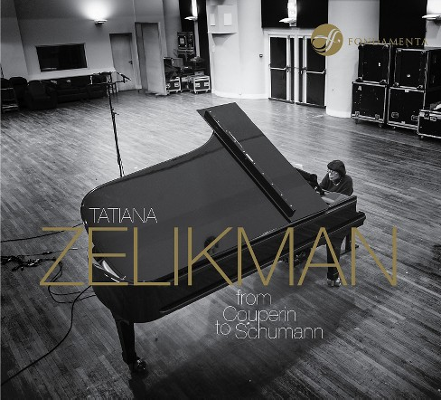Tatiana zelikman - From couperin to schumann (CD) - image 1 of 1