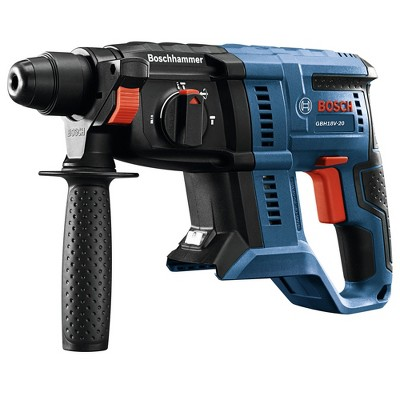 Bosch GBH18V-20N-RT 18V Compact Lithium-Ion 3/4 in. Cordless SDS-plus Rotary Hammer (Tool Only)