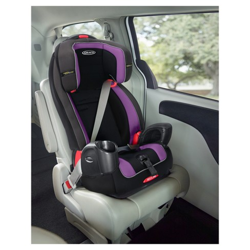 GracoR NautilusTM 3 In 1 Car Seat With Safety SurroundTM