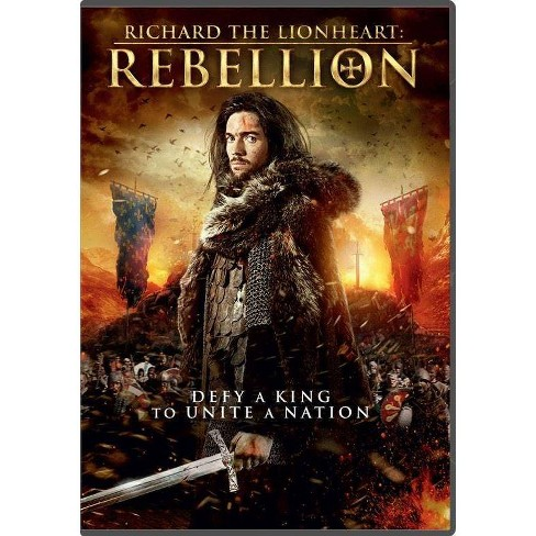 Richard the Lionheart: Rebellion (DVD) - image 1 of 1