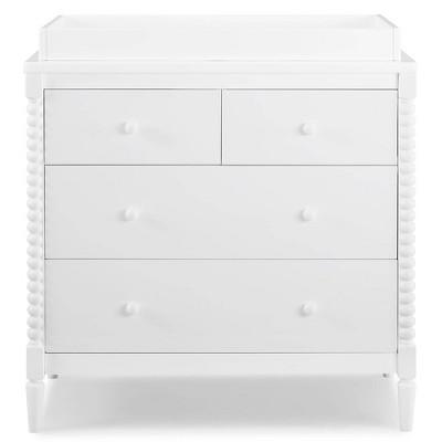 Delta Children Saint 4 Drawer Dresser with Changing Top