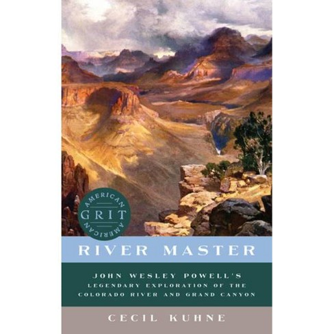 River Master - by  Cecil Kuhne (Paperback) - image 1 of 1