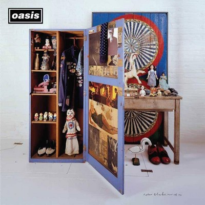 Oasis - Stop The Clocks (CD)