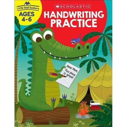 Little Skill Seekers: Handwriting Practice - (Paperback) - image 1 of 1