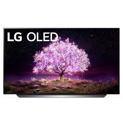 LG OLED 4K UHD Smart HDR TV - OLEDC1 - image 1 of 4