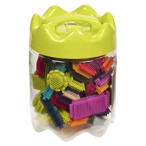b toys bristle block stackadoos target