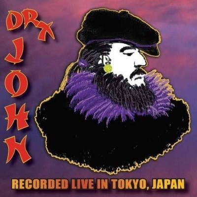 Dr. John - Live In Tokyo (CD)