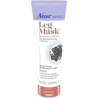 Nair Leg Mask Brighten & Smooth - 8oz
