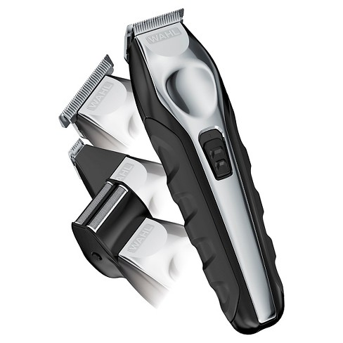 Wahl Lithium Ion Multi-Groomer Men's Beard, Facial & Total Body Groomer - 9888-600 - image 1 of 3