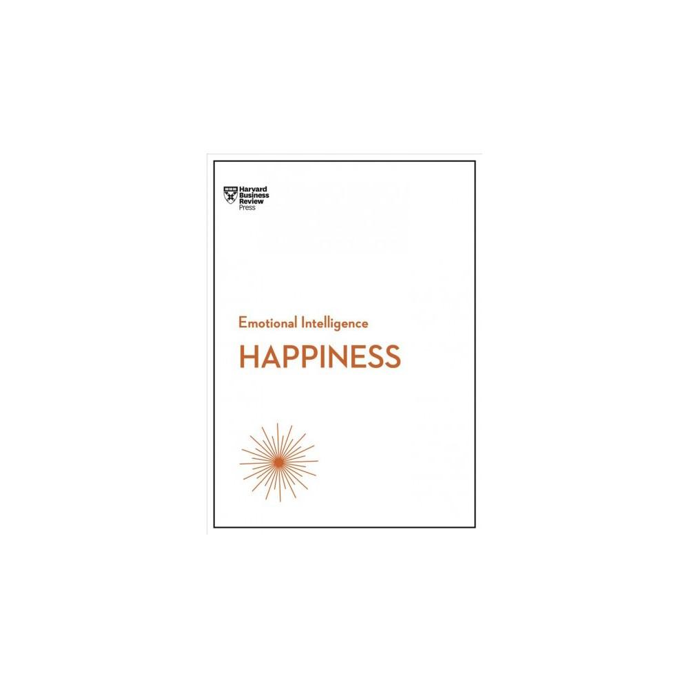 Happiness (Paperback) (Daniel Gilbert & Annie McKee & Gretchen Spreitzer & Teresa Amabile)