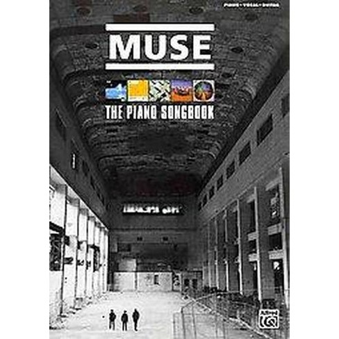 Muse : The Piano Songbook: Piano/Vocal/Guitar (Paperback) : Target
